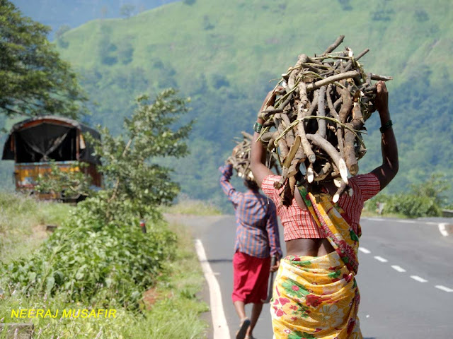 Village Life in Western Ghats