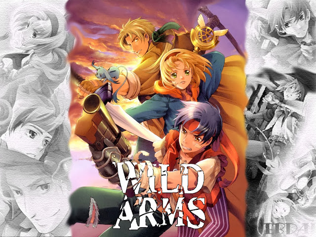 pc games rpg Wild Arms
