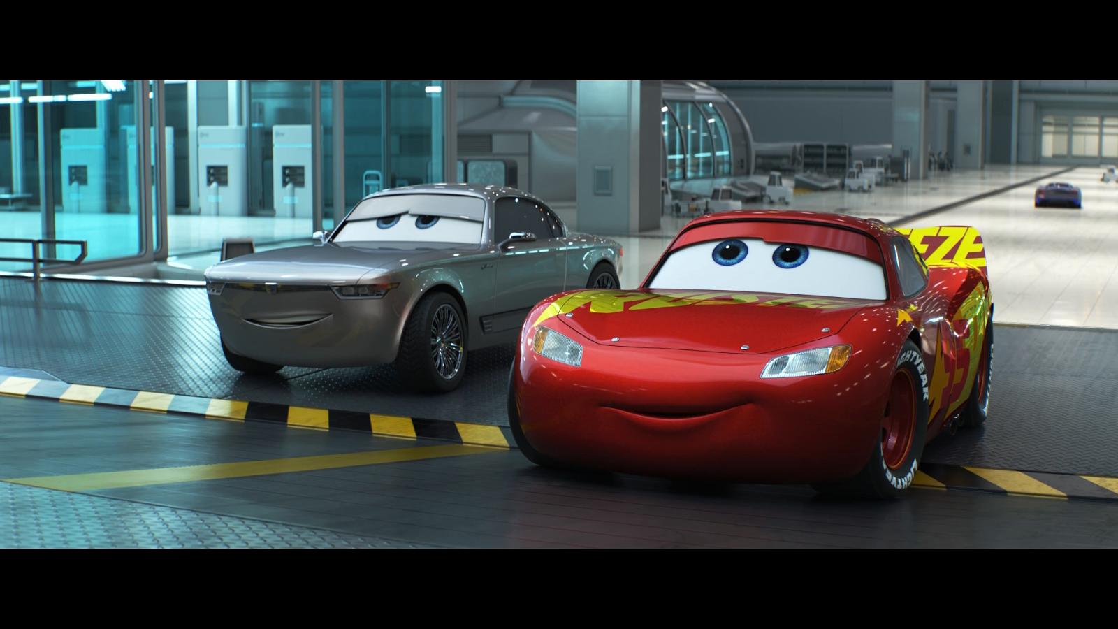 Cars 3 (2017) BRRip 1080p Español Latino - Ingles captura 3