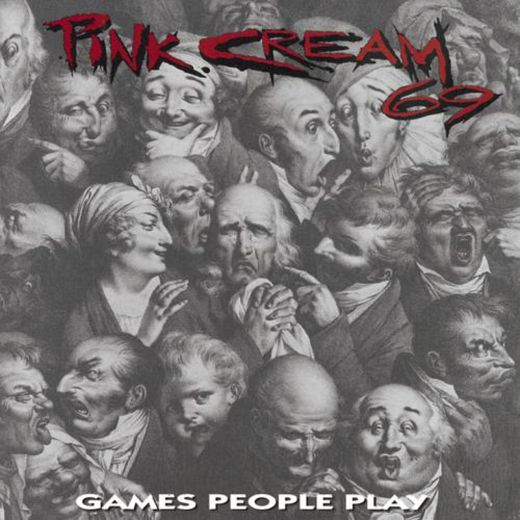 PINK CREAM 69 - Games People Play {2017 Reissue} full
