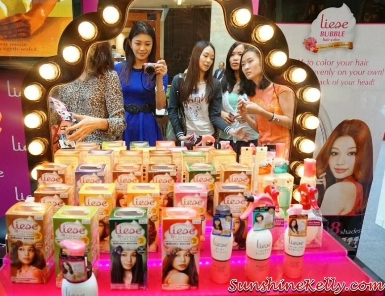 My Experience Japan Beauty Week KL, Japan Beauty Week, Japan, liese
