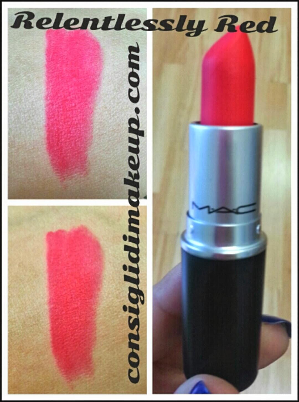 Ben noto I miei rossetti Mac!!! #Luisa - Consigli di Makeup Beauty & More KA33