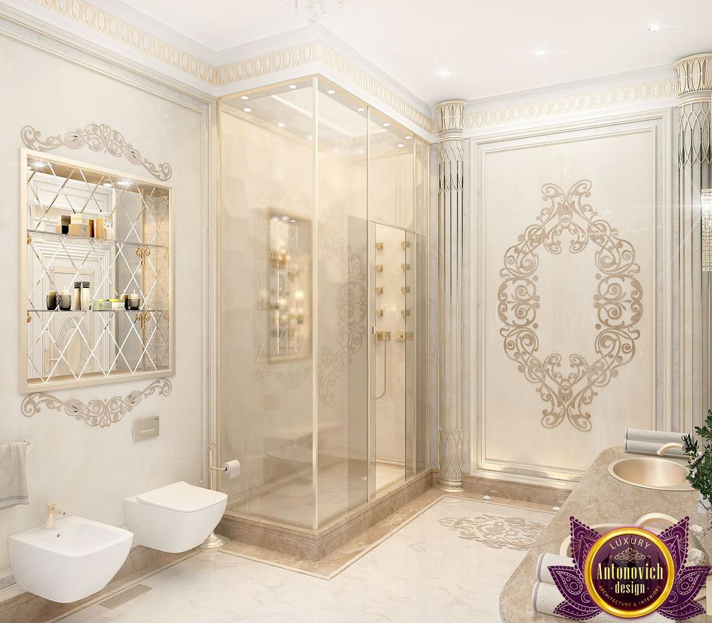 Turkey Interior Design: Bathroom design of Katrina Antonovich