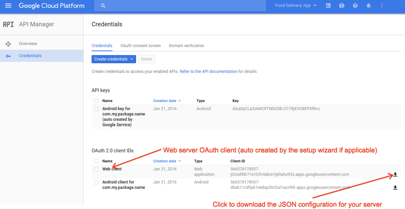 Android Developers Blog: Registering OAuth clients for