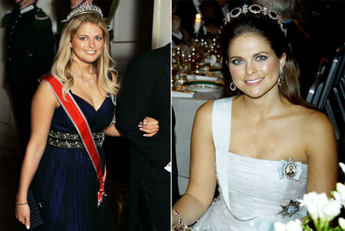 Beauty Makeup and Fitness Secrets of Princess Madeleine