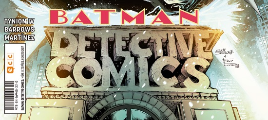 Batman: Detective Comics Núm. 1 (Renacimiento)