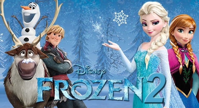 Frozen 2 Wallpaper HD Anna Elsa