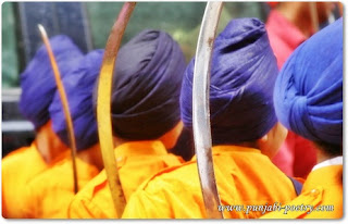 Young Sikh Turbans