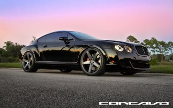 Wallpaper: Bentley Continental GT