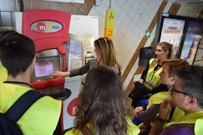 FGV incorpora 48 nuevos agentes de estaciones para reforzar el servicio de atención al cliente durante Fallas