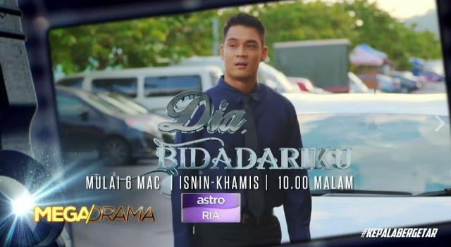 Tonton Drama Dia Bidadariku Episod 3 - Lakonan Era Fazira dan Hisham Hamid