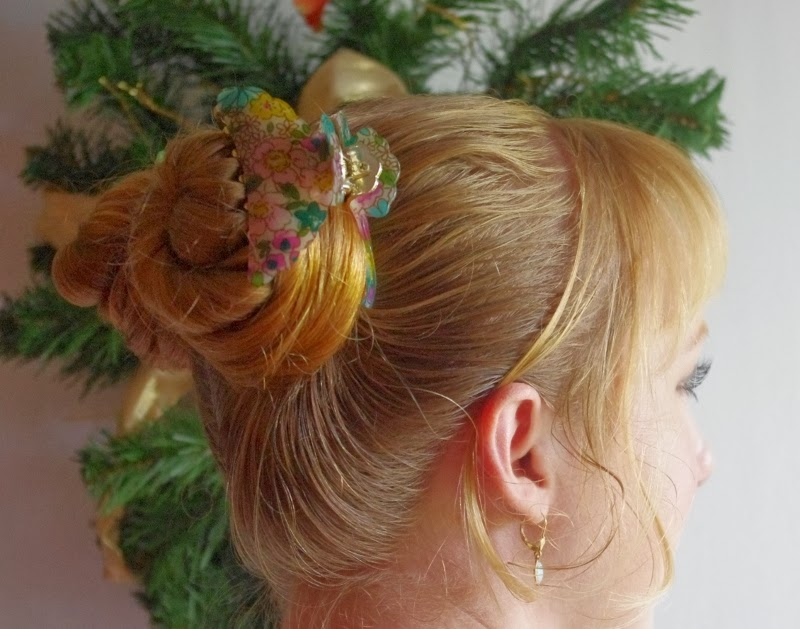 Braids & Hairstyles For Super Long Hair: My Cindy-Lou Who 'Do