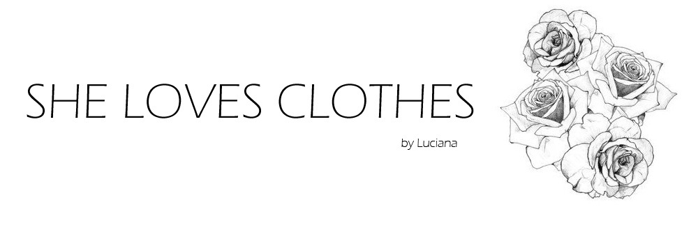 She Loves Clothes | by Luciana