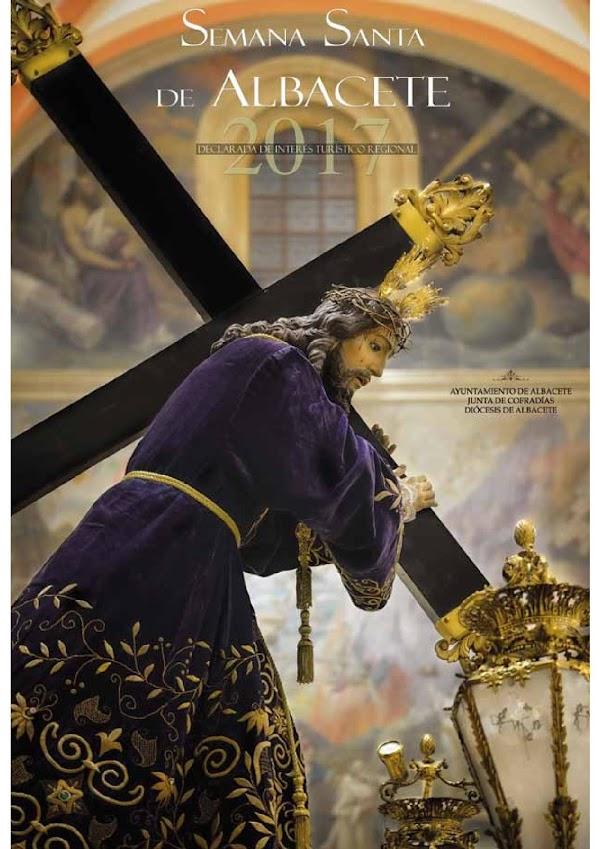 Programa, Horarios e Itinerarios Semana Santa Albacete 2017