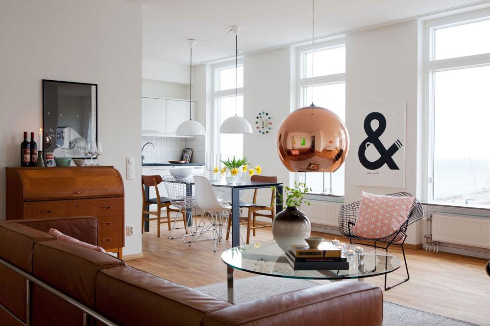 idee e soluzioni d'arredo per un appartamento di 130mq