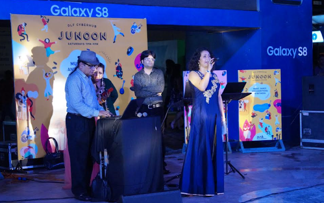 DLF Foundation kick-started 'JUNOON' at Cyberhub