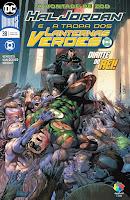 DC Renascimento: Hal Jordan e a Tropa dos Lanternas Verdes #38