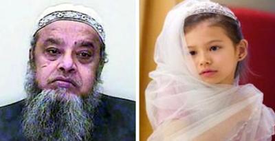 رجل فى سن الاربعين عاماً يتزوج من طفلة ثمانى سنوات ويتسبب فى موتها ليلة الزفاف