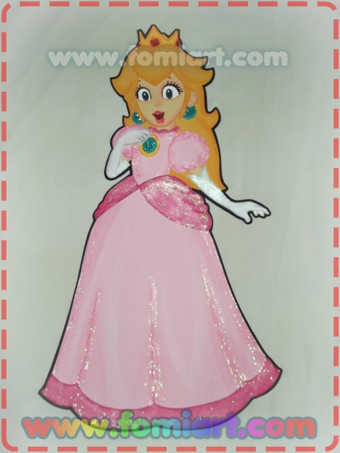 Princesa Mario Bross