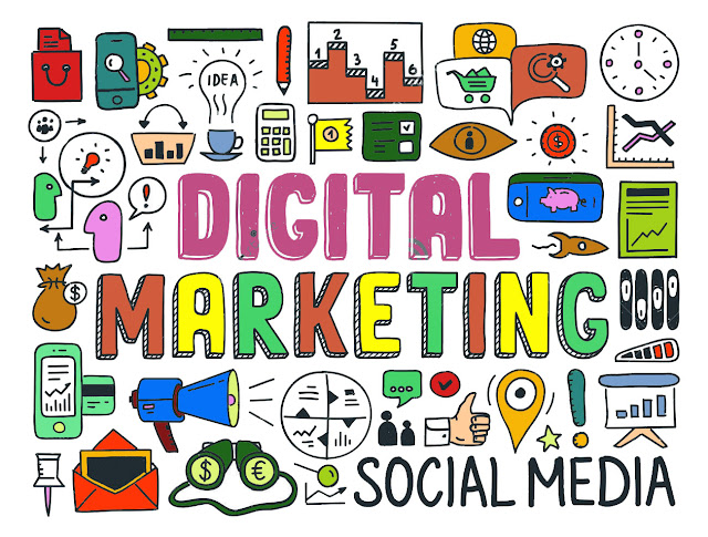 Digital Marketing Perhotelan