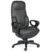 2424-18 Concorde 24 HR High Back Synchro-Tilter Chair