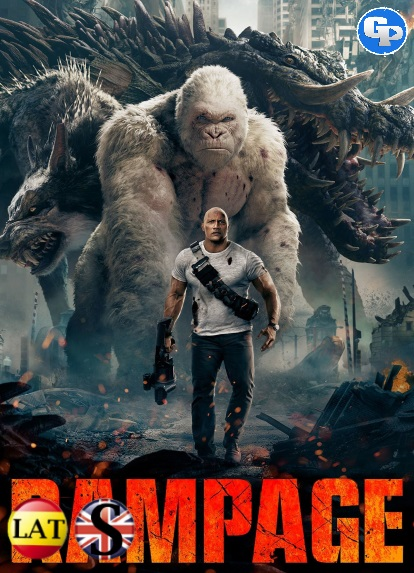 Rampage (2018) HD 720P LATINO/INGLES