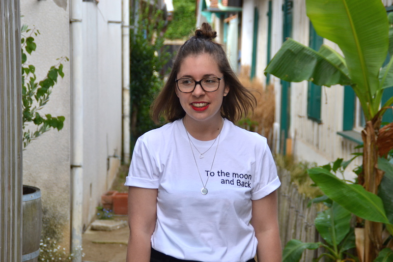 t-shirt tunetoo et short en jean Pimkie