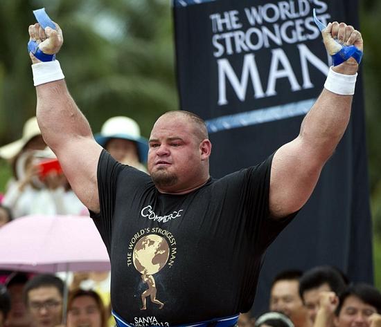 Worlds Strongest Men