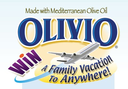 Olivio knows the value of spending quality time with family so they're giving away a family Vacation to Anywhere to bring your loved ones together with great meals and travel!