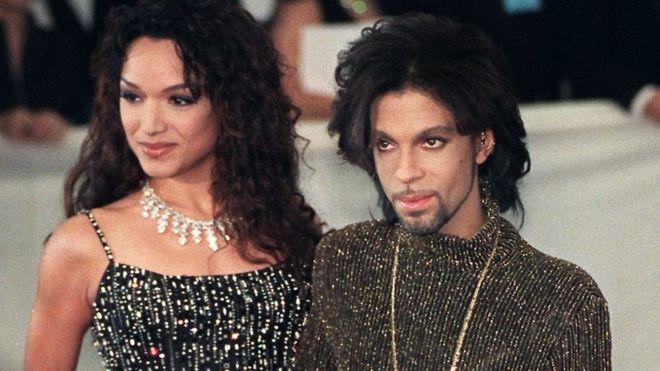 Prince's ex-wife Mayte Garcia to write memoir