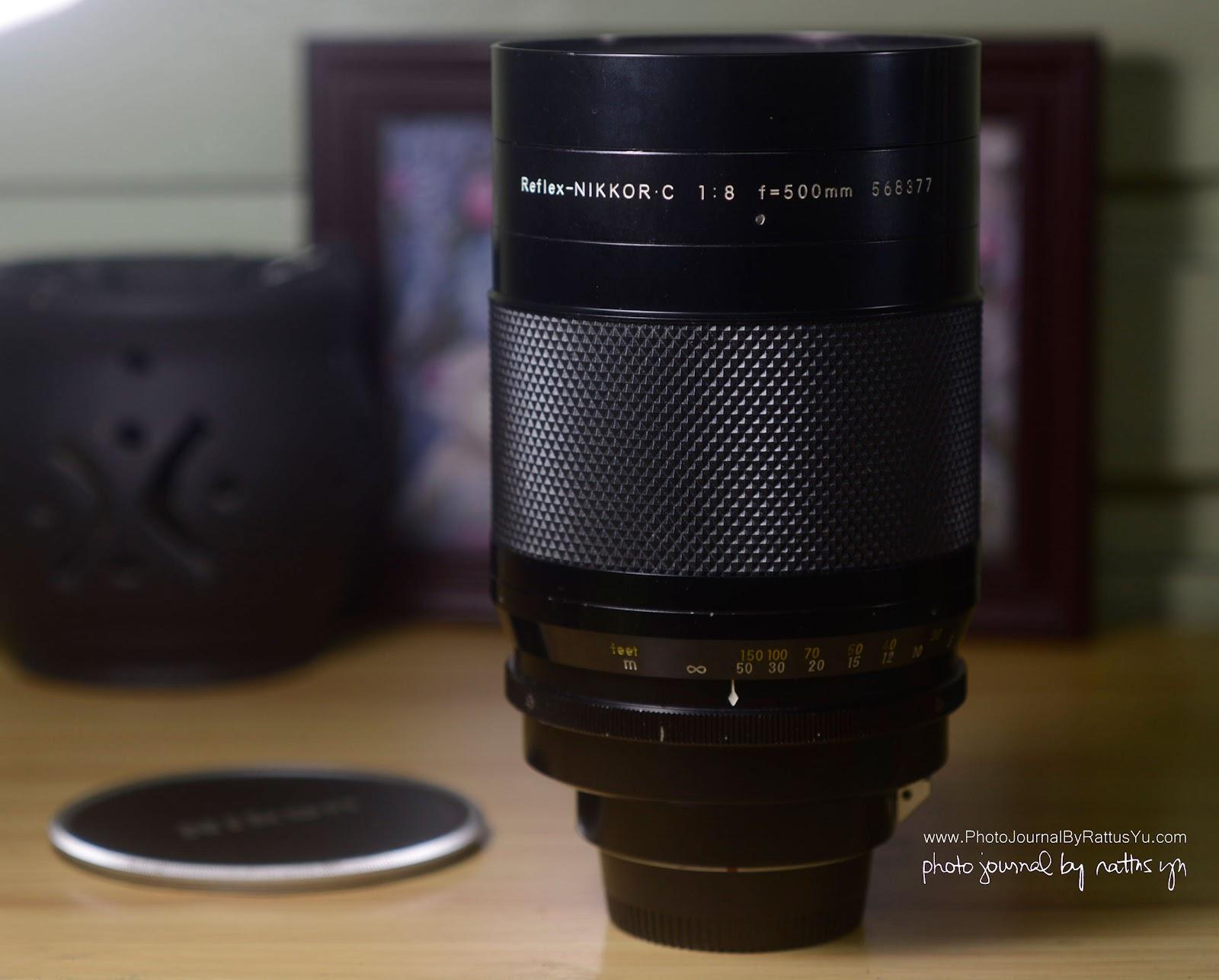 Reflex-Nikkor C. 500mm f/8