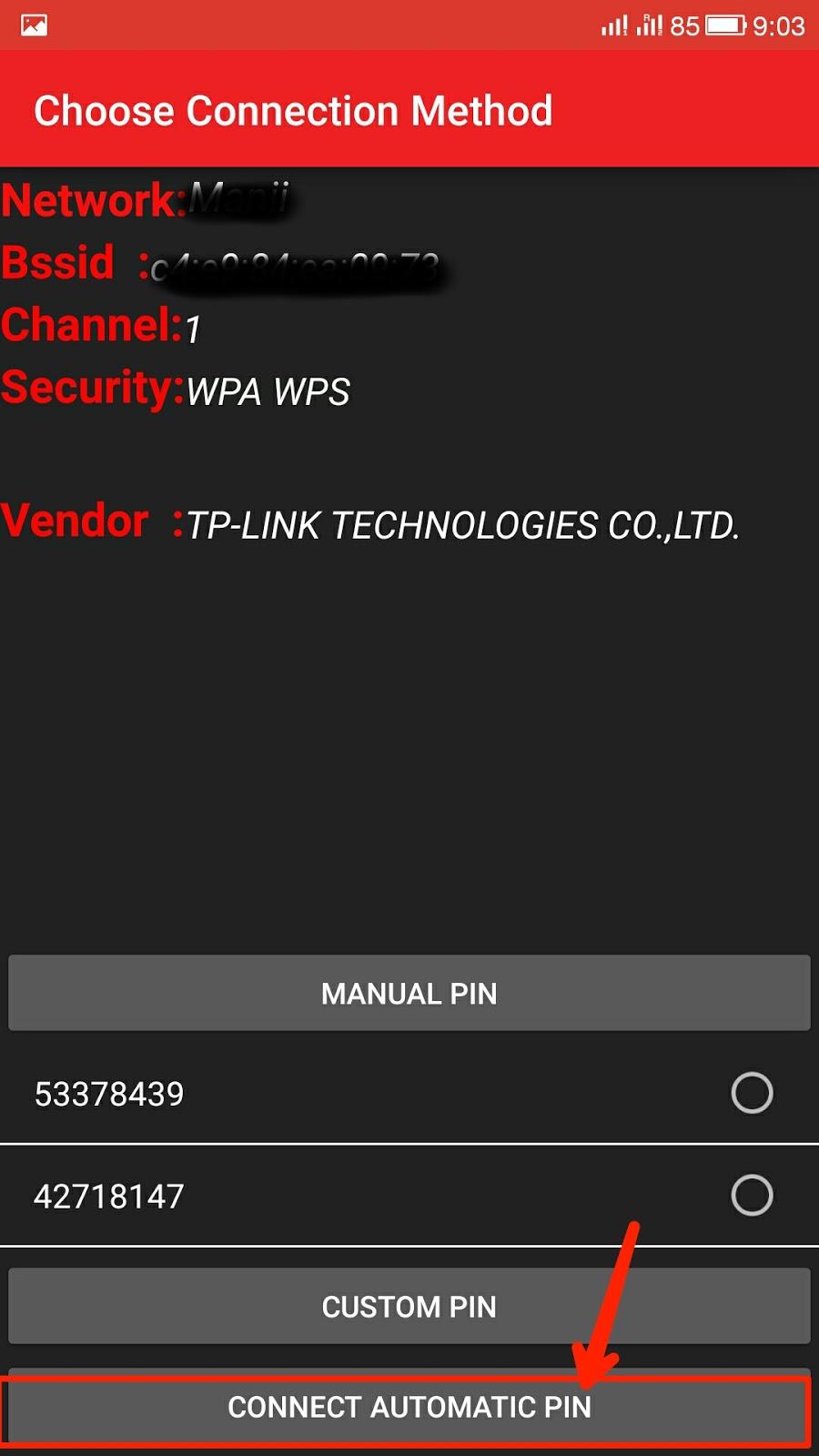 Wps Wifi Hack
