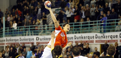 Grebille, autor el gol del empate del Montpellier vs Dunkerque - vea el VIDEO | Mundo Handball