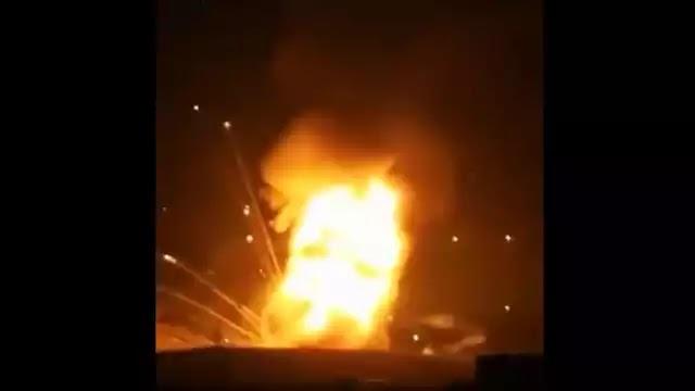 Ιορδανία: Ισχυρές εκρήξεις σε στρατιωτική βάση στην πόλη Ζάρκα - Νεκροί και τραυματίες (βίντεο)