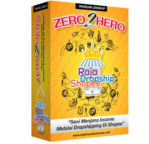 Ebook Malaysia - Cara Dropship Shopee