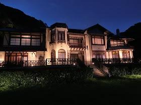長谷の灯かり・鎌倉文学館
