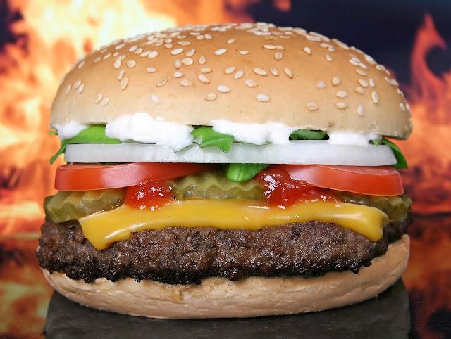 Bahaya Makan Fast Food