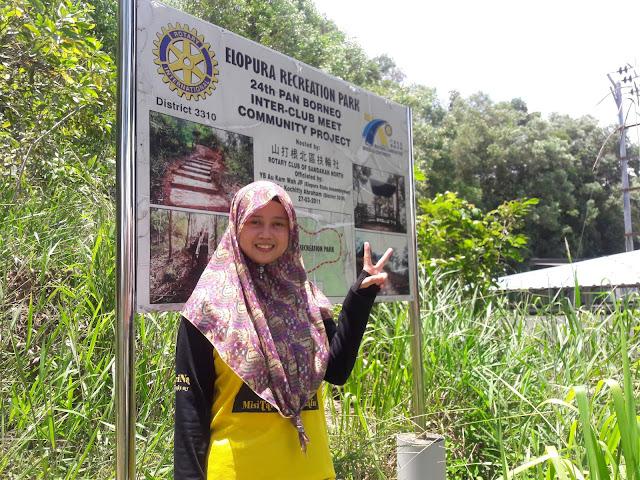 Elopura Recreation Park, Sandakan Sabah