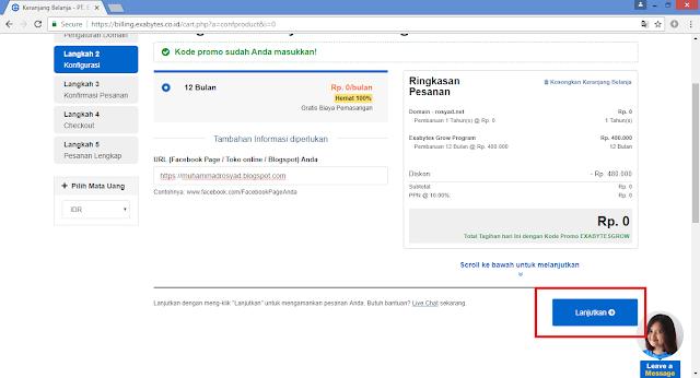 Cara Daftar Domain .Net Gratis Terbaru