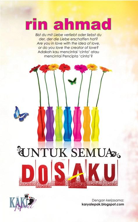 Novel Untuk Semua Dosaku Karya Rin Ahmad