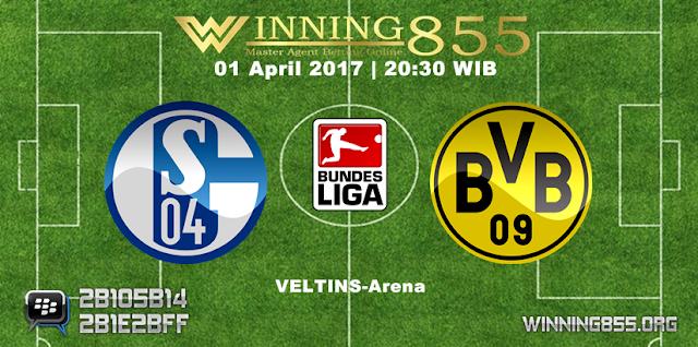 Prediksi Skor Schalke vs Borussia Dortmund 01 April 2017