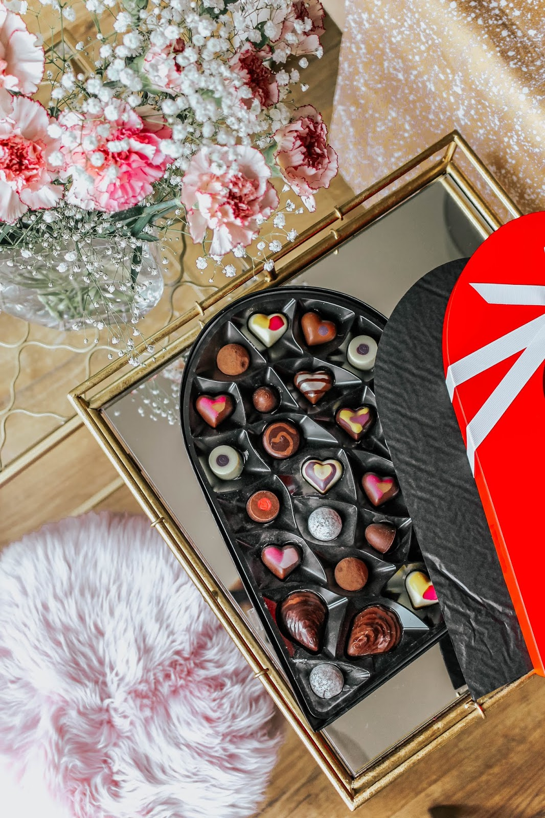Hotel Chocolat Valentine's Heart Chocolate Box 2019