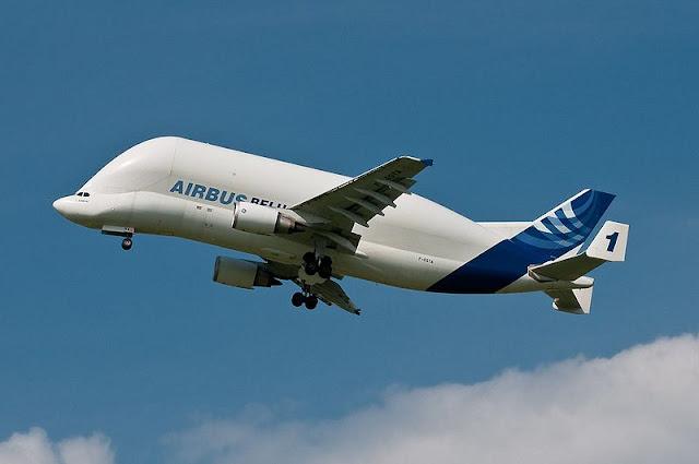 Gambar Pesawat Airbus Beluga 03