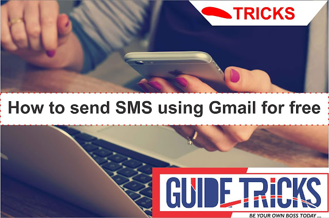 How to send SMS using Gmail for free