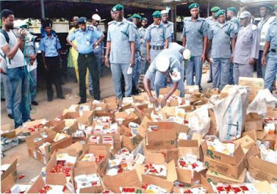 "Government Operations Unit, Zone ""C"" Impounds fake Drugs, Arrests 34 Suspects"