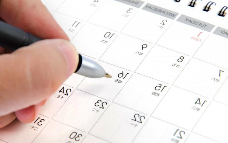 Planificación de Eventos