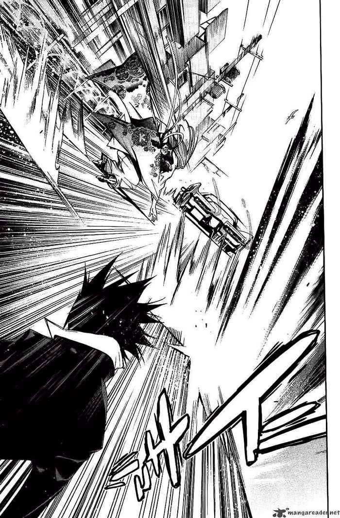 Air Gear Chap 098