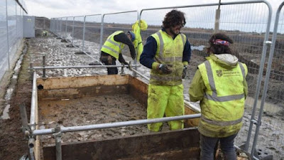 New finds at Britain's Bronze Age 'Pompeii'