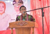 <b>Wakil Walikota Canangkan Kampung KB di Kelurahan Sambinae</b>