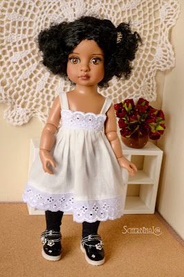 Трикси Тоннер, одежда для кукол
